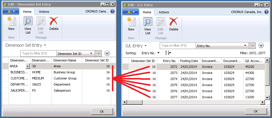 Dynamics nav 2013 dimensions sets for Table th width not working
