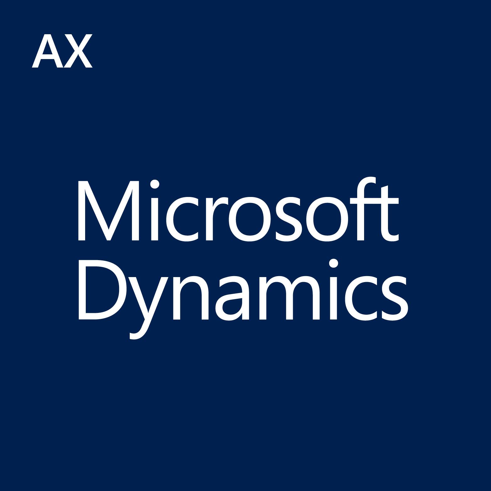 Dynamics AX Logo
