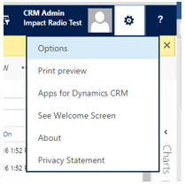 Running On-Demand Workflows on Records in CRM   Encore Business