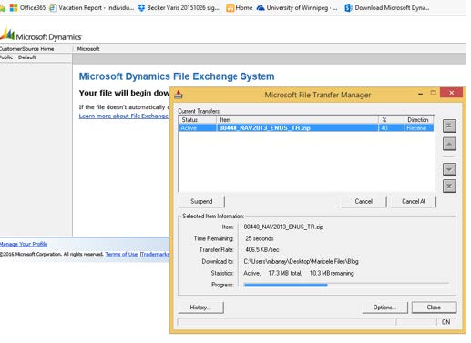 How to Download Dynamics ERP Training Materials from Microsoft