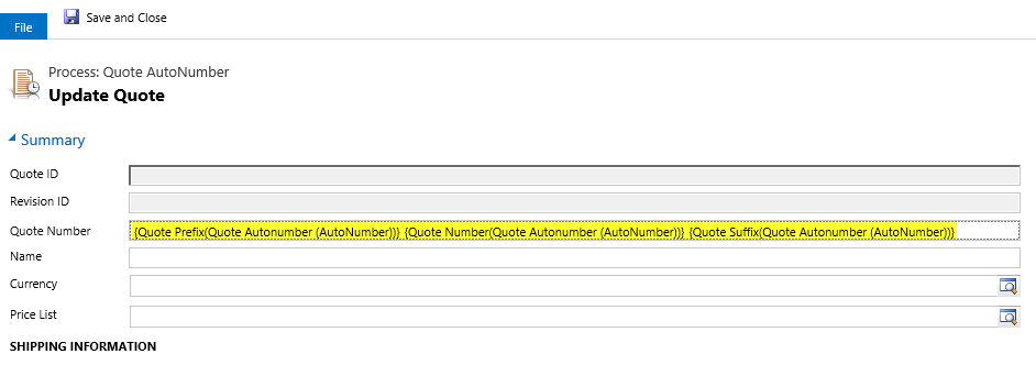how to create auto number in zoho crm
