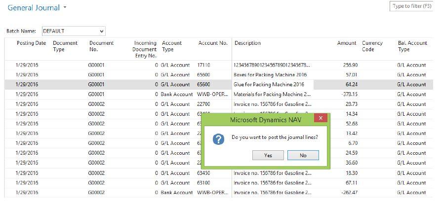 Save Time with Dynamics NAV Shortcut Keys | Encore Business