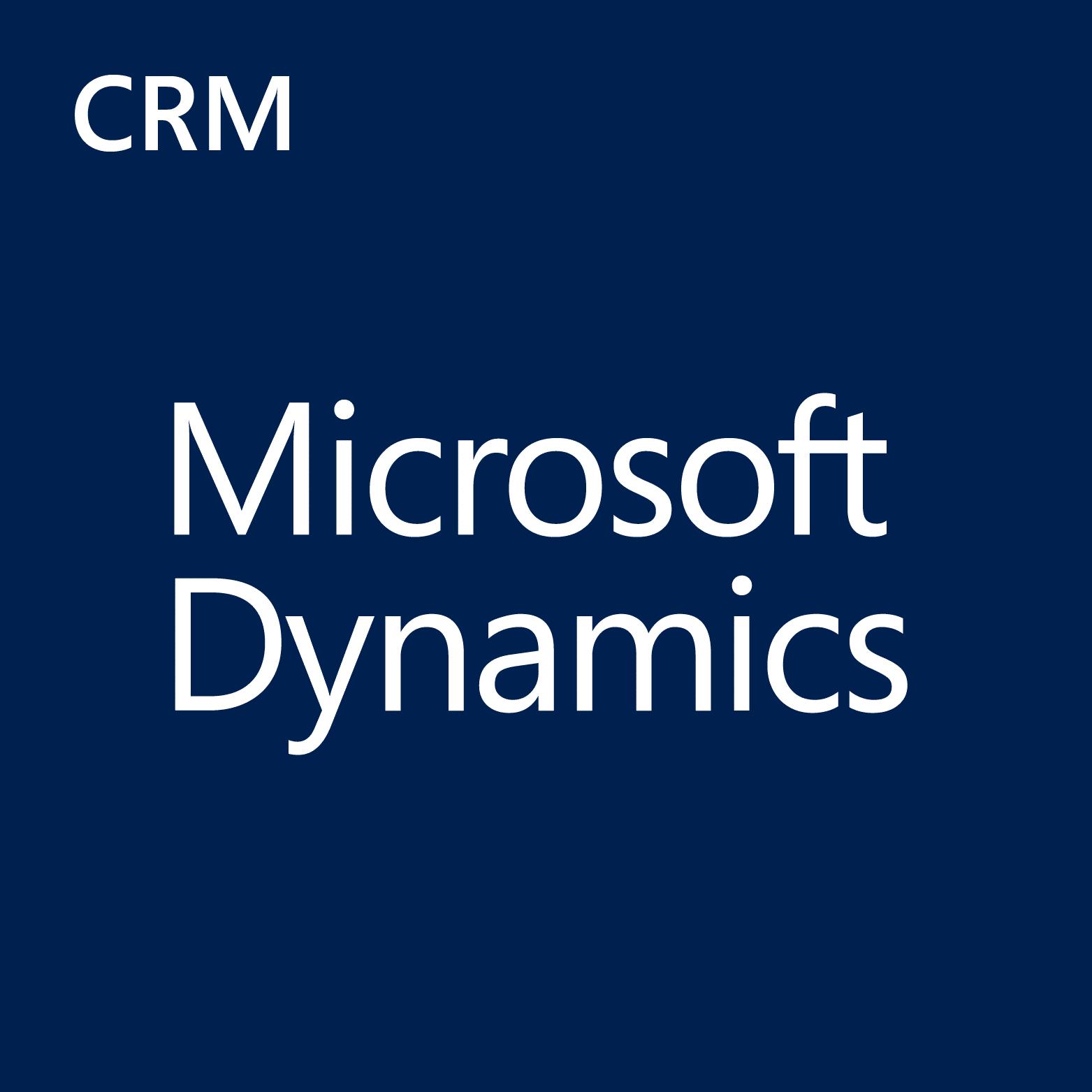 Dynamics CRM Logo