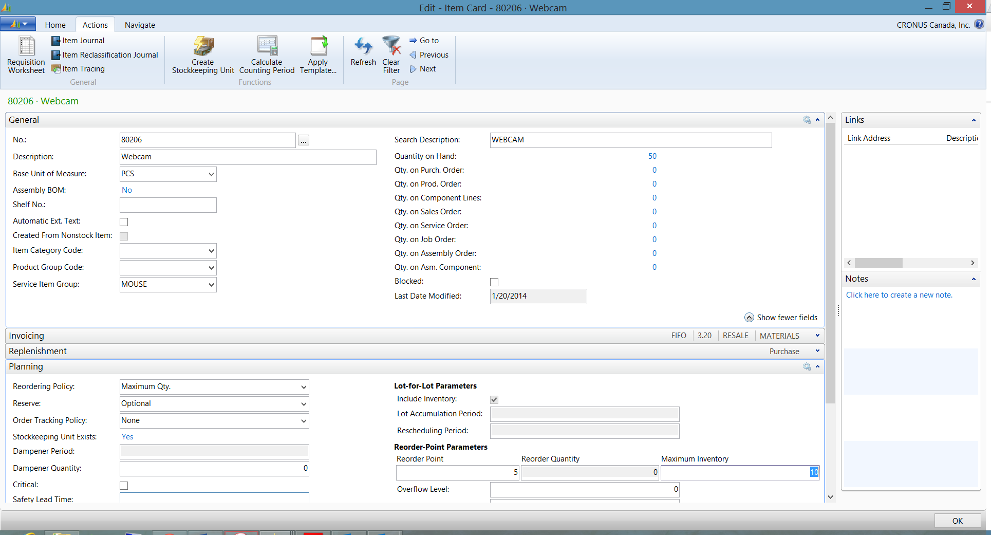 How To Manage Inventory In Dynamics Nav Without Thinking