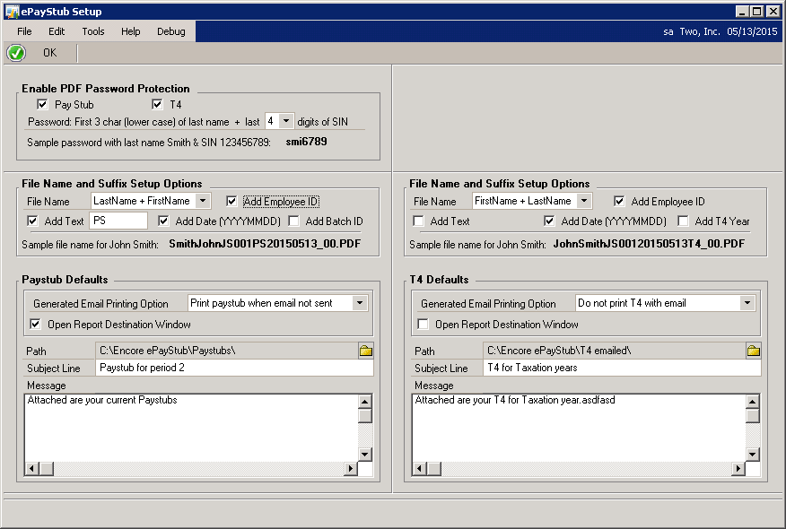 Top 5 New Features of ePayStub for Dynamics GP Canadian