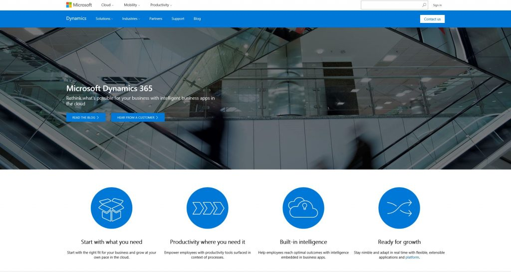 What is Dynamics 365? | Encore Business Solutions