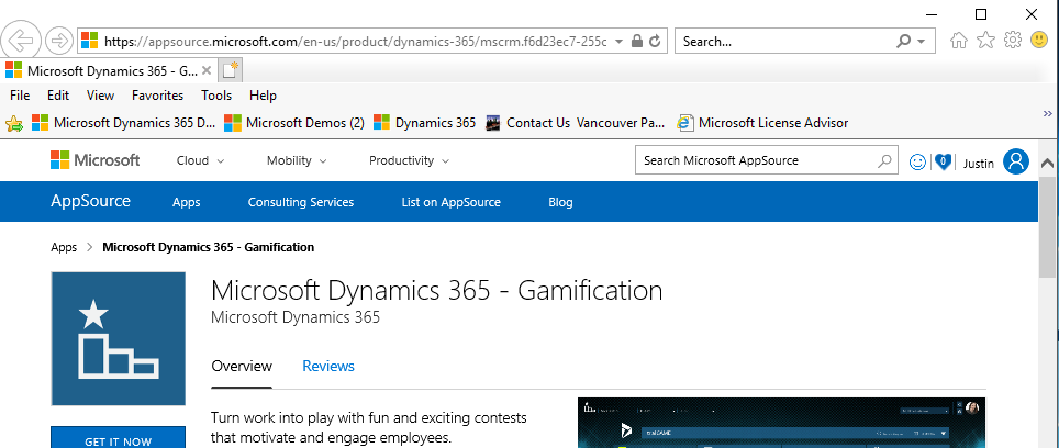 The Gamification Solution in Microsoft Dynamics 365 | Encore