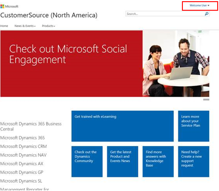 How to Sign Up and Add Users to CustomerSource | Encore