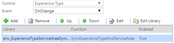 Dynamics 365 Dependent Lookups with Web API | Encore