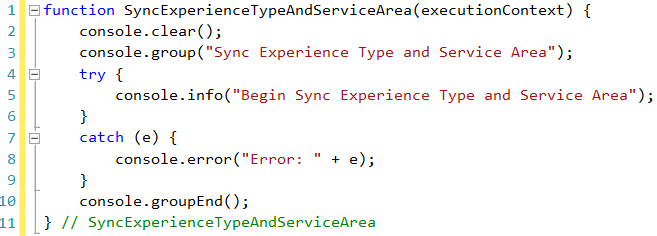 Dynamics 365 Dependent Lookups with Web API | Encore Business Solutions