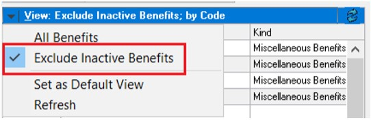 Dynamics GP New Feature - Exclude Inactive Records