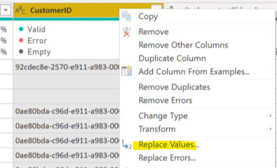 Power BI - Blank Slicer